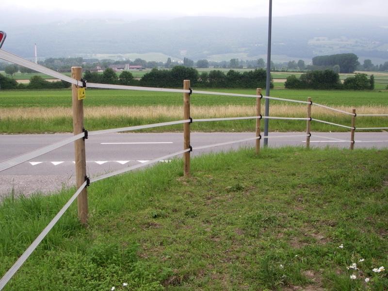Paddock pour chevaux Cl u00f4ture Ludi Cl u00f4tures, vente et installation # Cloture Bois Chevaux