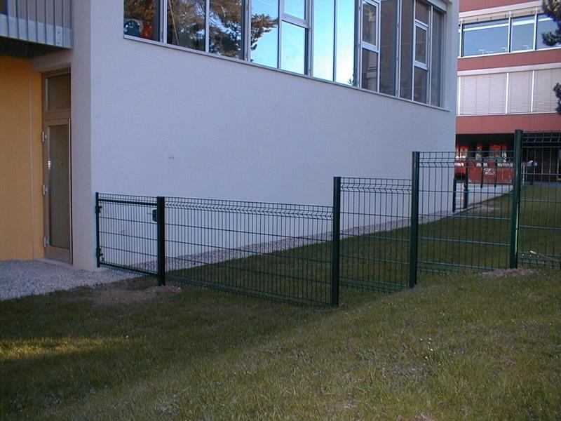 grille rigide type aquilon cl ture ludi cl tures vente et installation. Black Bedroom Furniture Sets. Home Design Ideas
