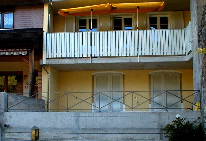 Balcons et terrasses ludi cl tures vente et installation - Cloture balcon terrasse ...